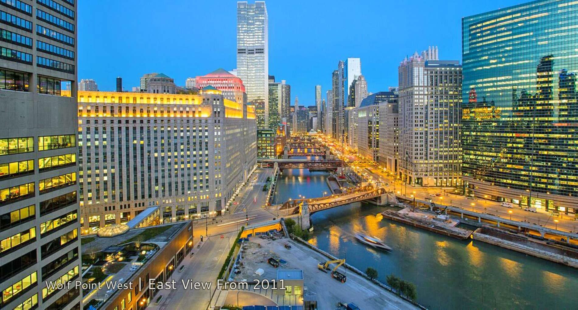Wolf Point West | East View From 2011