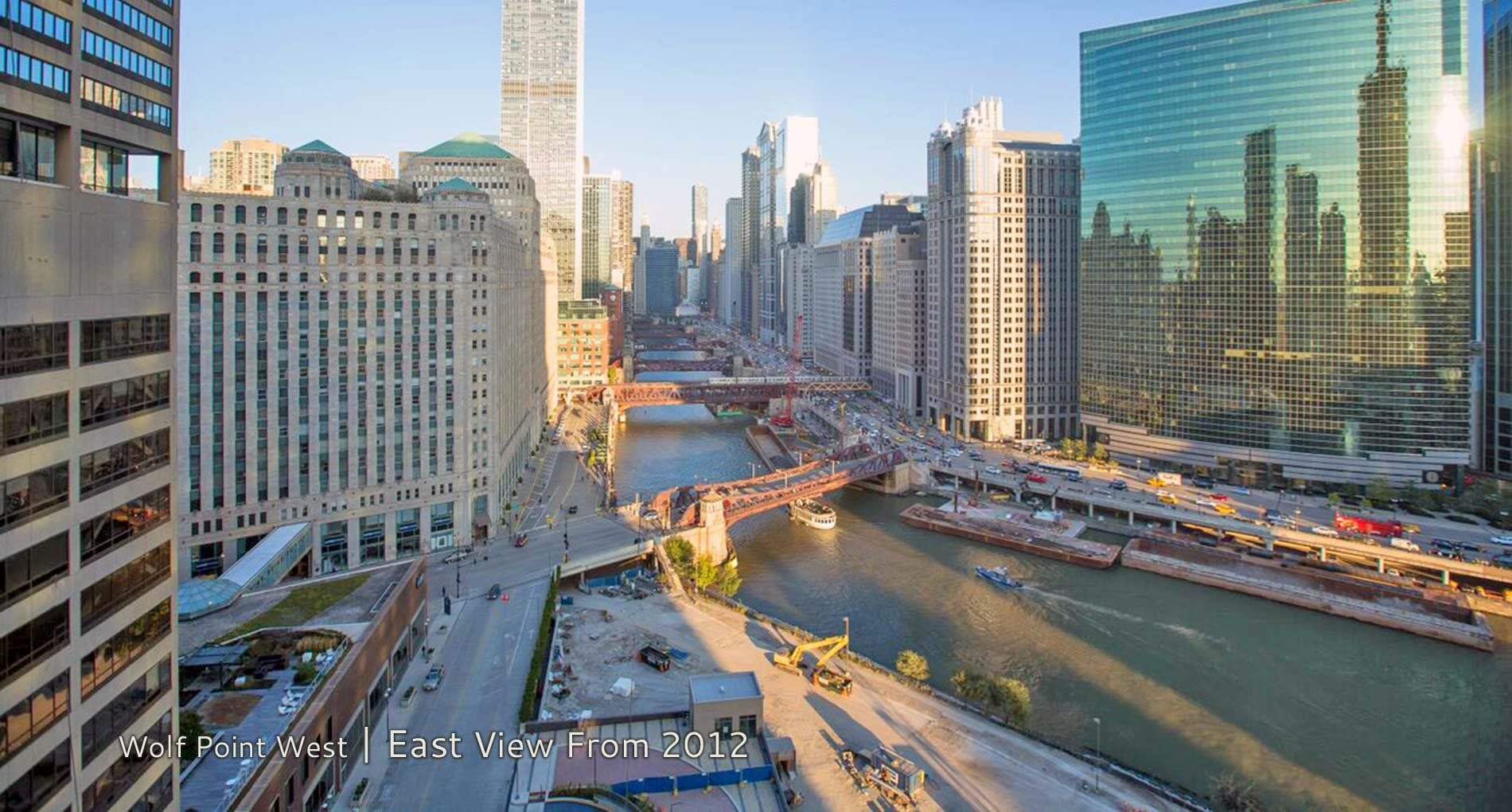 Wolf Point West | East View From 2012
