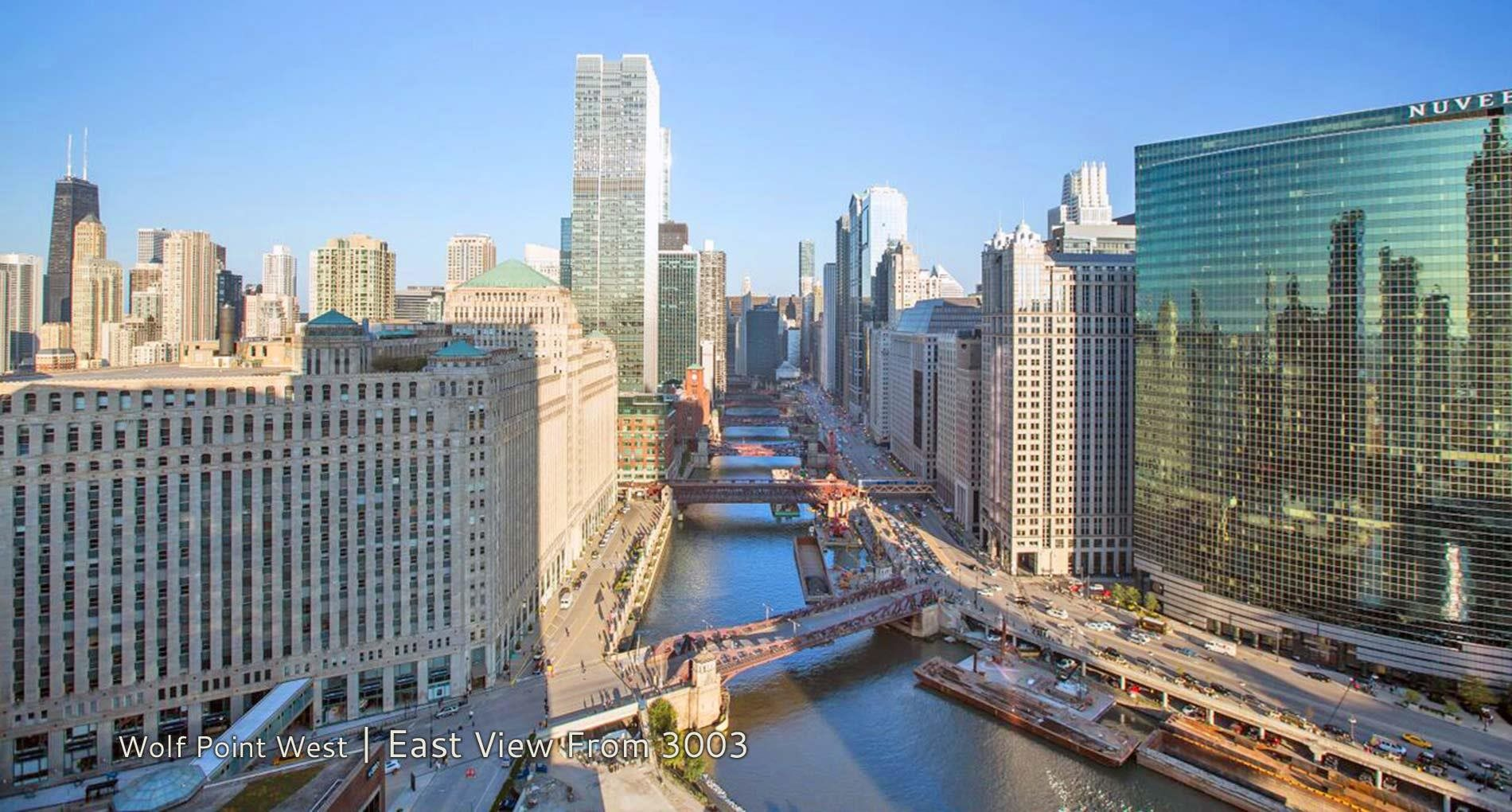 Wolf Point West | East View From 3003