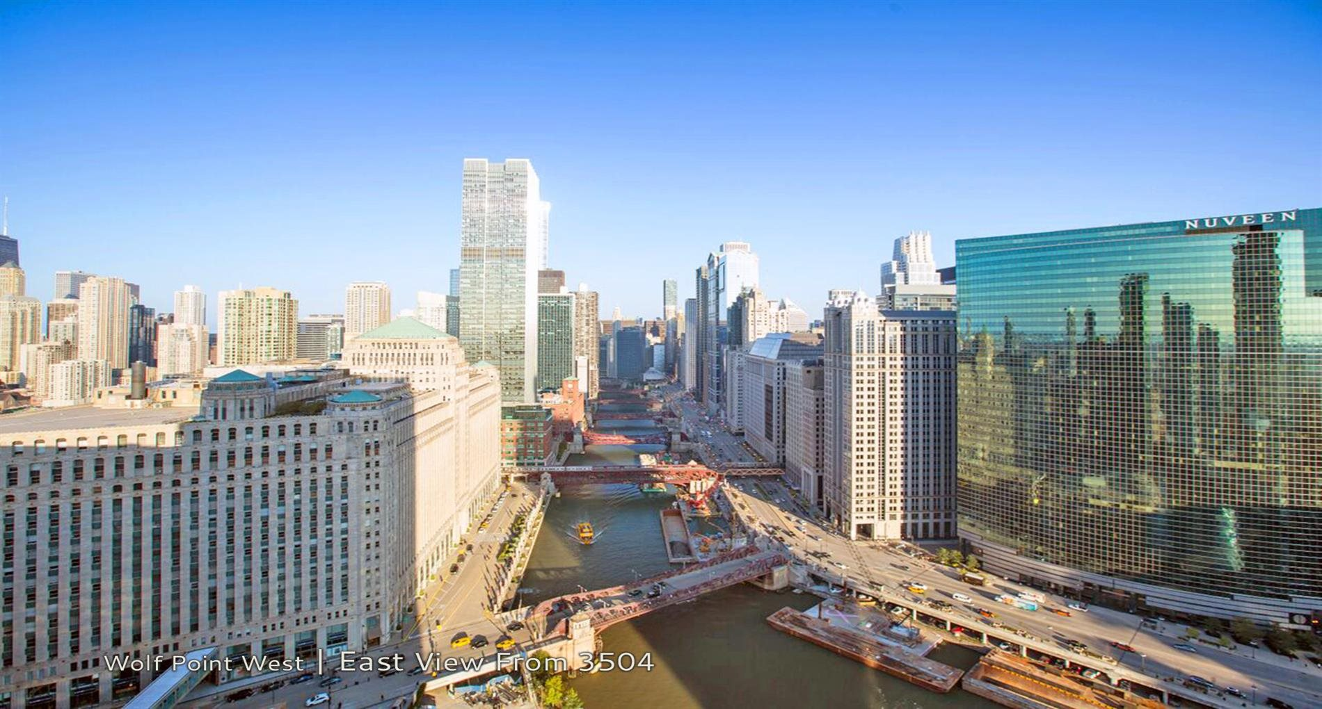 Wolf Point West | East View From 3504