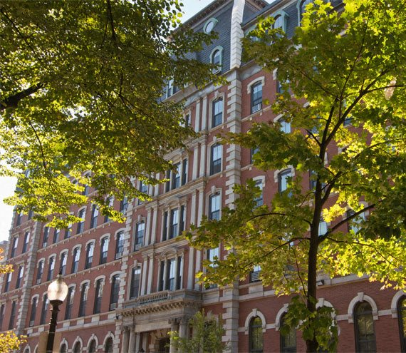 Studio Apartments In Boston: Franklin Square Apartments
