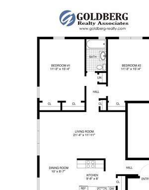 Two Bedroom One Bath Apartments imperial apartments, 390 prospect avenue, hackensack, nj - rentcafé
