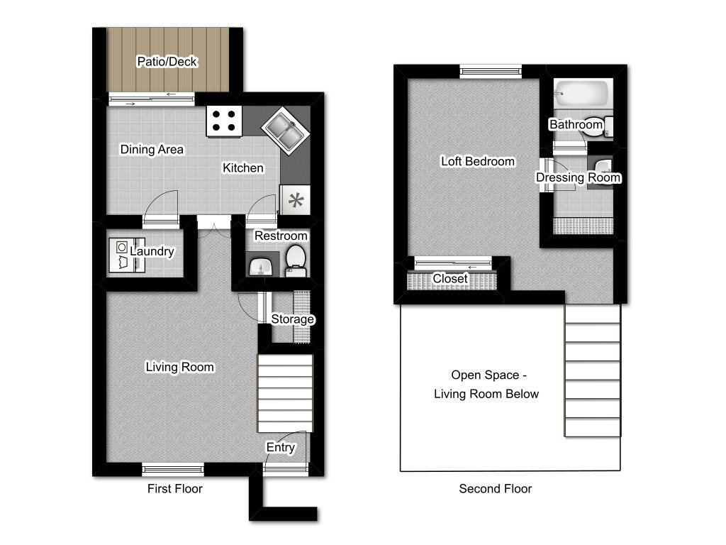 Friar Tuck Floor Plan 3
