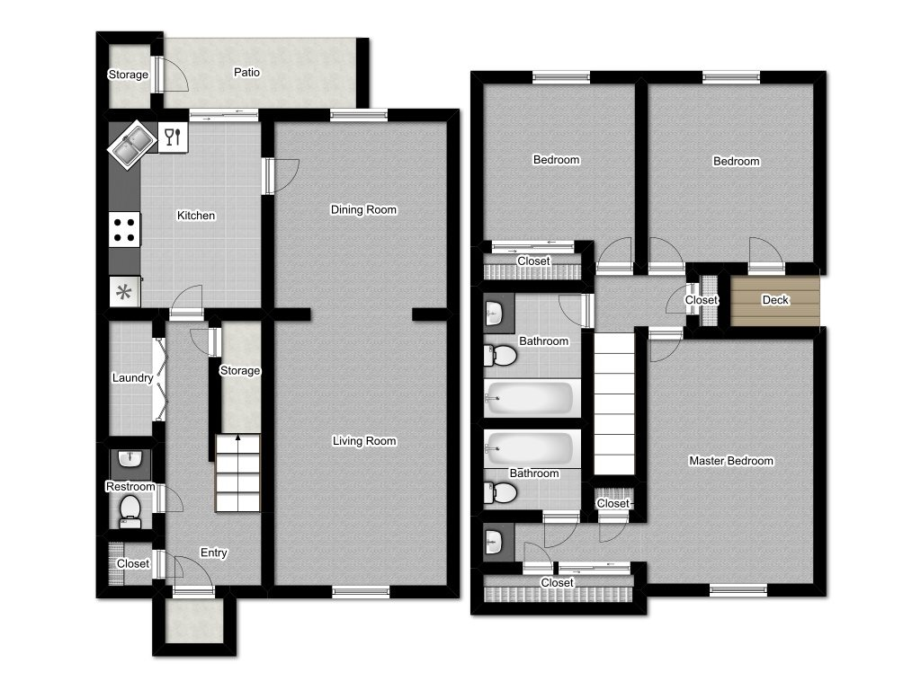 Robin Hood Floor Plan 10