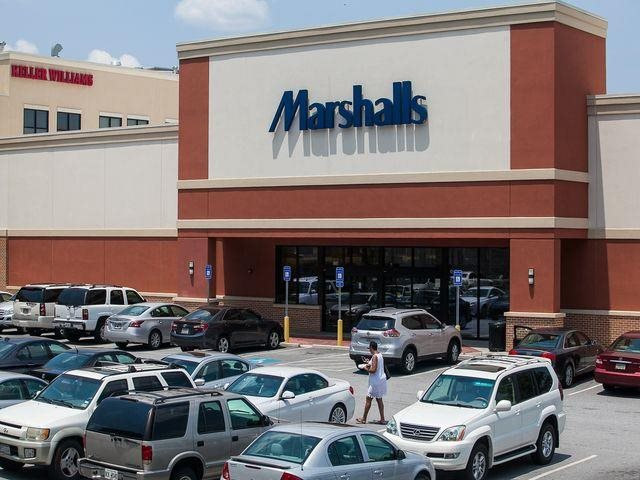 Walk to Marshalls and many more amazing shops in Town Brookhaven, at Windsor at Brookhaven, 305 Brookhaven Ave., Atlanta, GA 30319