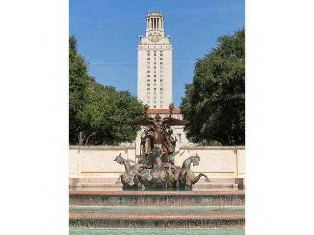 Quick commute to UT Austin. Hook'em, at THE MONARCH BY WINDSOR, 801 West Fifth Street, Austin, 78703