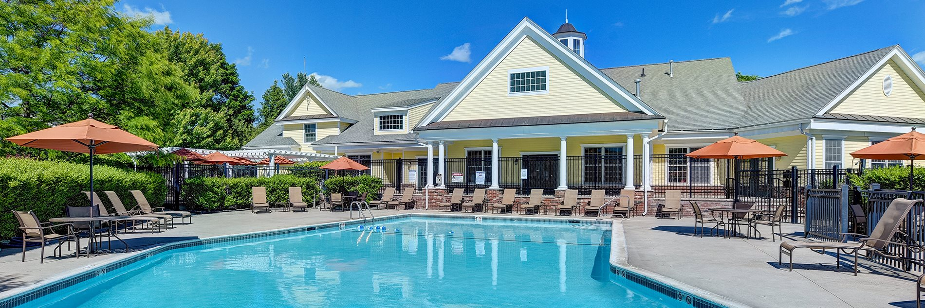 Resort-Style Pool at Windsor Ridge at Westborough, 1 Windsor Ridge Drive, Westborough, MA 1581