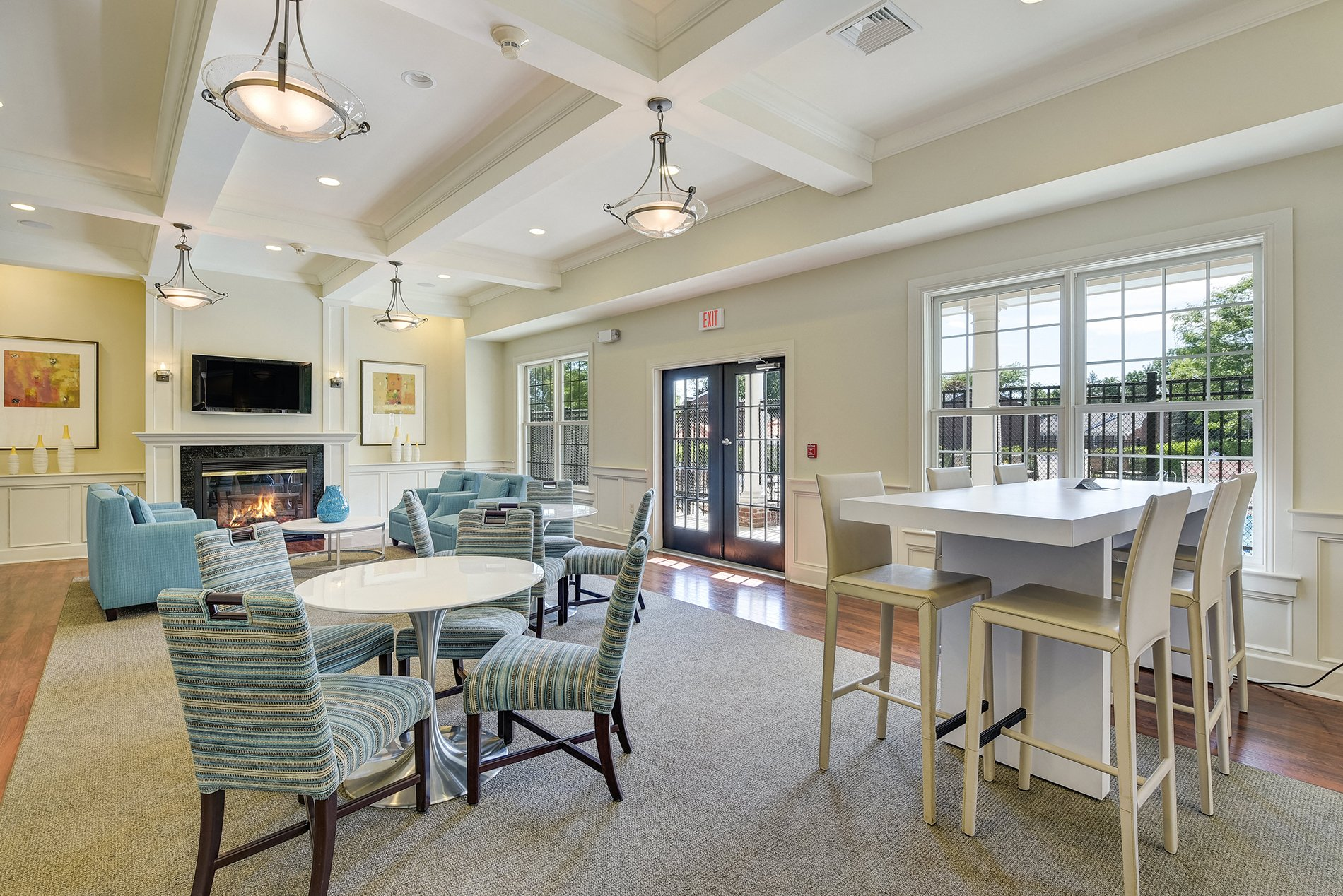 Newly Renovated Clubhouse At Windsor Ridge At Westborough, 1 Windsor Ridge  Drive, Westborough,