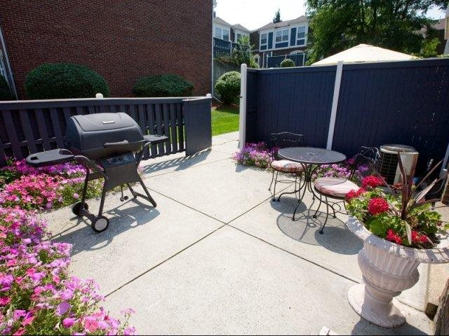 2 & 3 bedroom homes include private patios- perfect for entertaining!