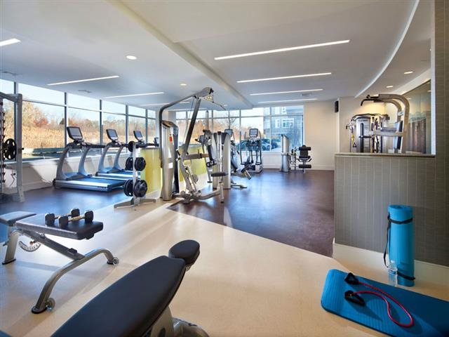 Vox on Two Cambridge MA Apartments Gym