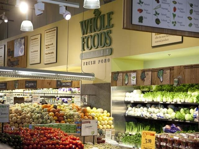 Whole Foods in Cambridge MA