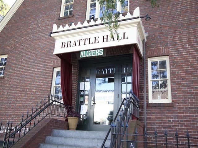 Brattle Hall in Cambridge MA