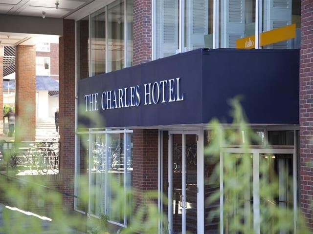 The Charles Hotel in Cambridge MA