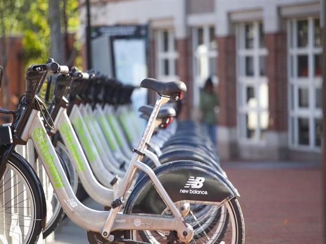 Bikes in Cambridge MA