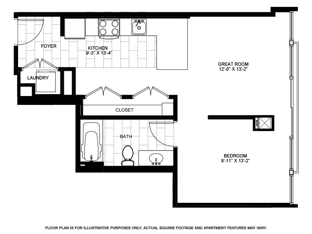 Suite A Floorplan. Floor Plan ...