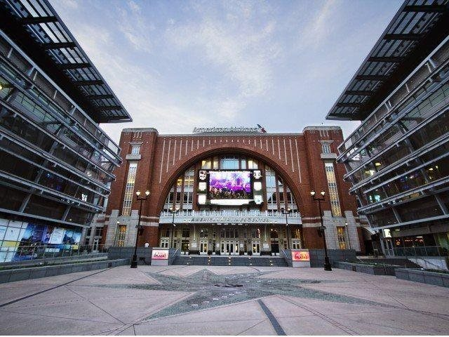 Catch a Stars or Mavs game or enjoy a concert at the AAC At Trianon by Windsor, Dallas,75201
