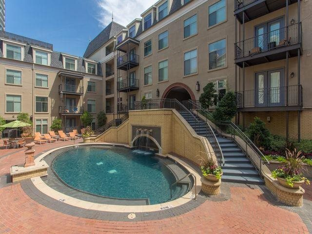 Elegance in the heart of Uptown At Trianon by Windsor,2820 McKinnon Street, Dallas, TX,75201