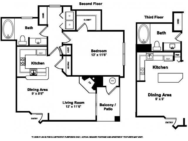 Fox Point Floorplan at Windsor at Meridian