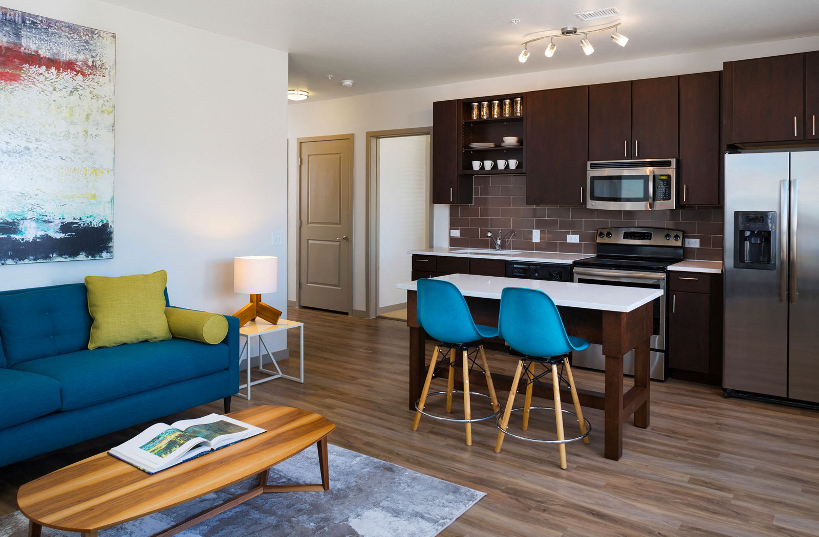 Island Kitchens At The Casey, Denver, CO 80202