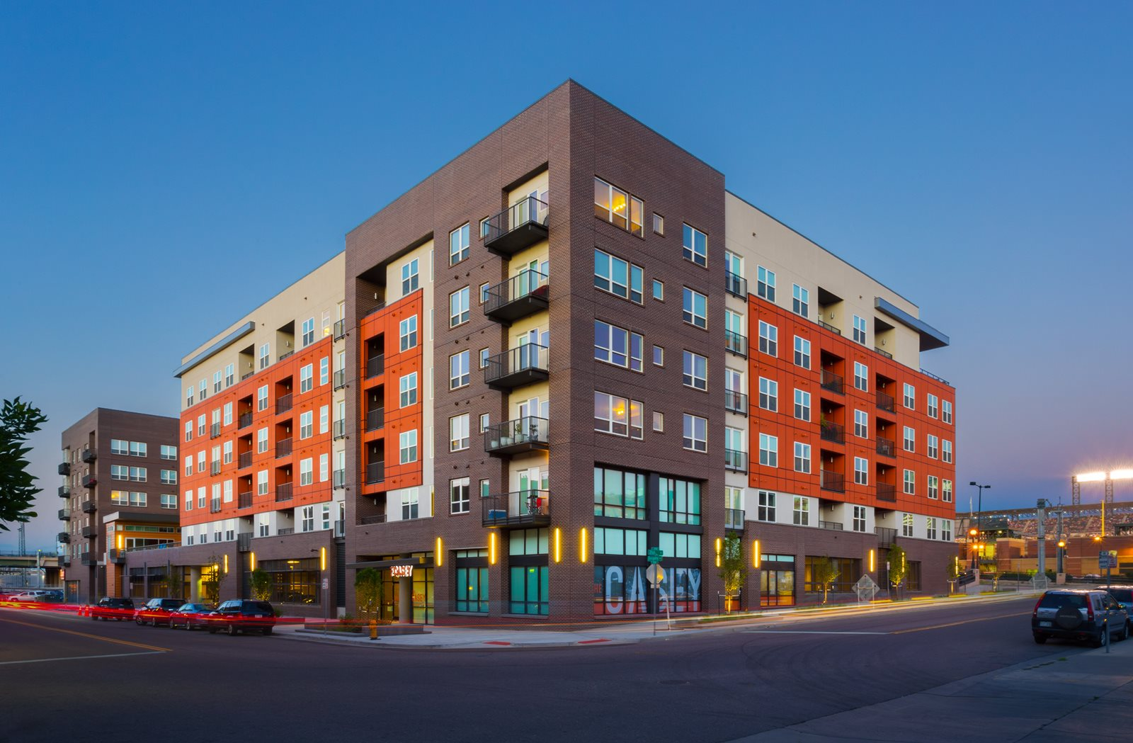 The Casey Luxury Apartments In Denver Co Home