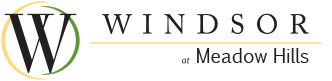 Windsor at Meadow Hills Property Logo Aurora, CO