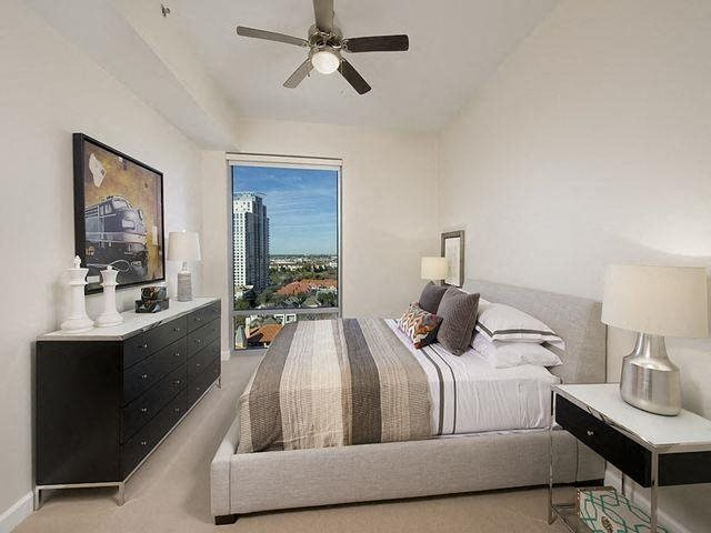 Guest Bedroom, at The Sovereign at Regent Square, TX 77019