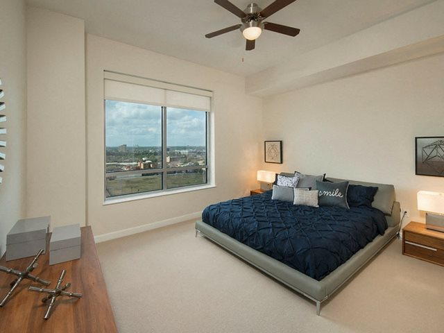 Spacious Bedrooms at The Sovereign at Regent Square, TX