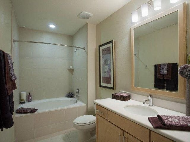 At Domain by Windsor,1755 Crescent Plaza, Houston Relax in your deep soaking garden tub