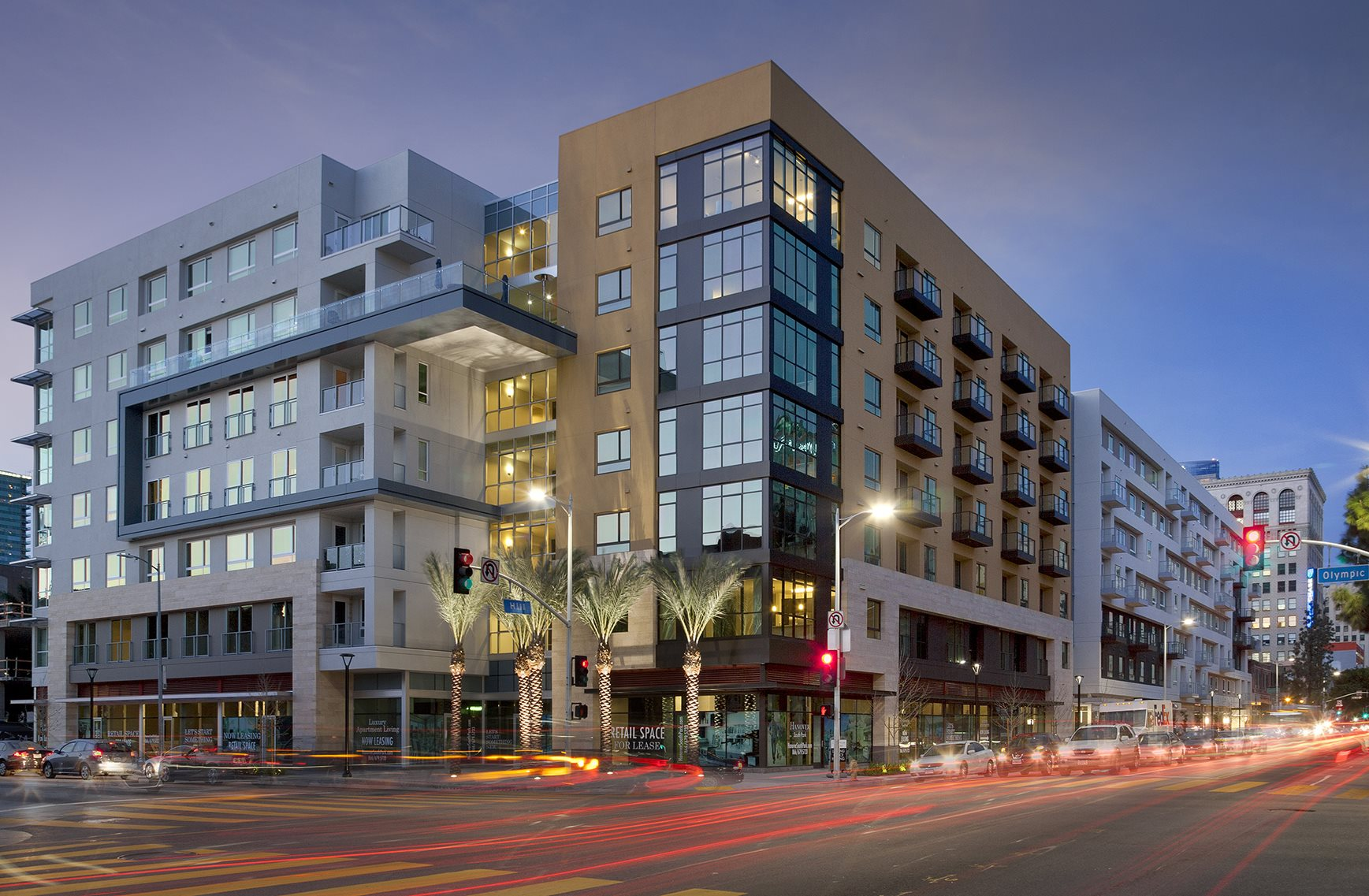 South Park by Windsor | Luxury Apartments in Downtown Los ...