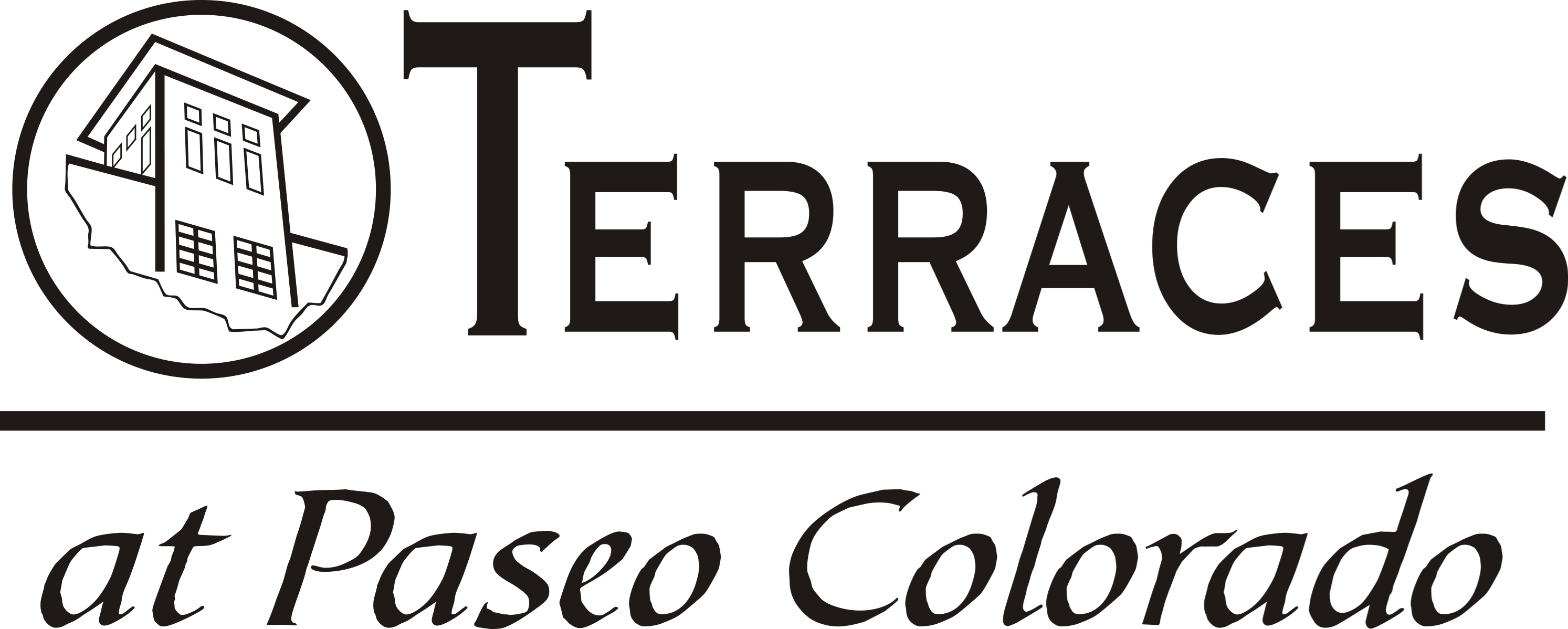 Terraces at Paseo Colorado Logo, Pasadena, CA, 91101