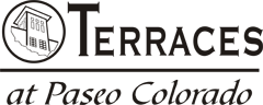 Terraces at Paseo Colorado Logo