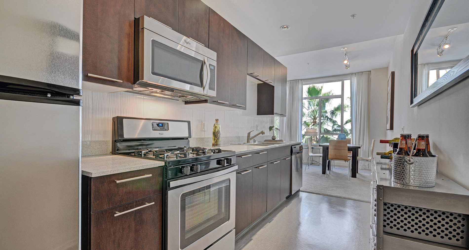 Cheap Furnished Studio Apartments Los Angeles Apartment Fully Furnished Apt In La Downtown Los