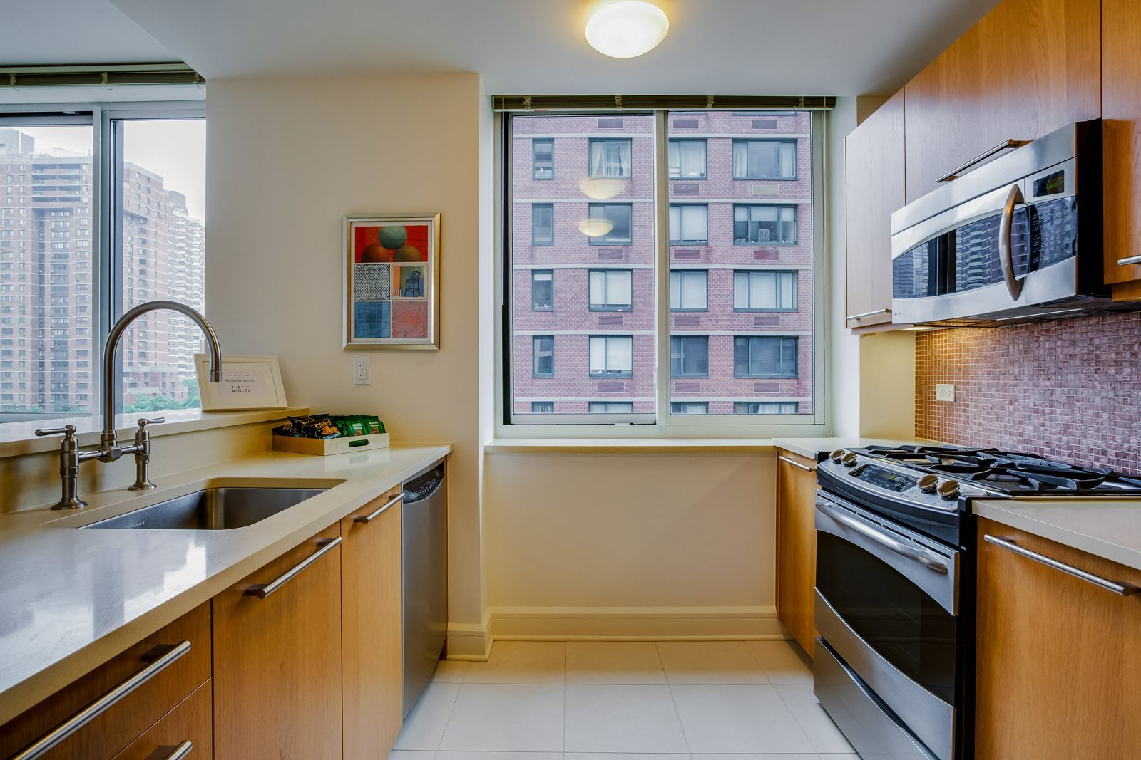 Over-the-Range Microwaves, at The Ashley Apartments, 10069, NY