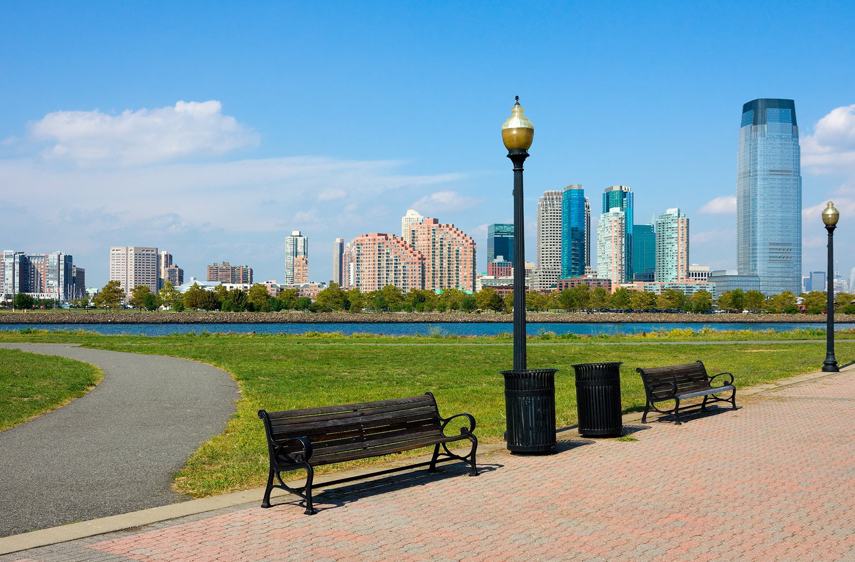 Luxury Apartments Jersey City Nj Warren At York By Windsor