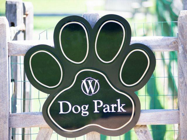 Community Amenities- Dog Park in Langhorne, PA