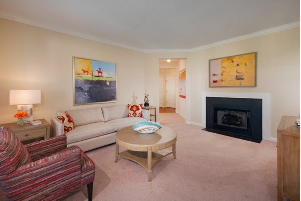 Fireplaces at Windsor at Harper's Crossing, 100 Harpers Crossing, Langhorne