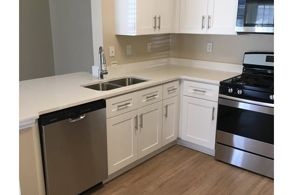 Fully Equipped Kitchens at Windsor at Harper's Crossing