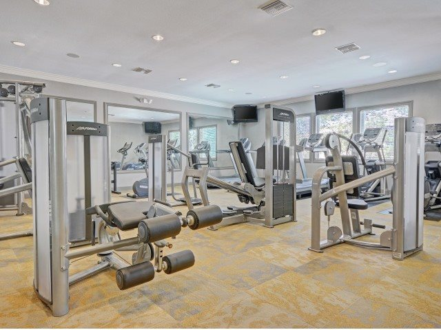State-of-the-Art Fitness Center at Windsor at Aviara, Carlsbad, CA, 92011