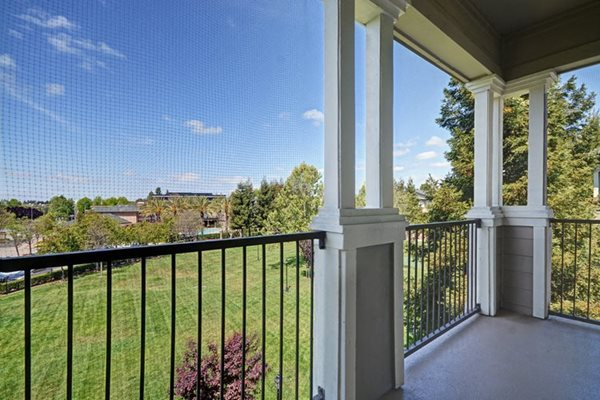 Private Patio/Balcony With Beautiful Views at The Estates at Park Place, 3400 Stevenson Boulevard, Fremont