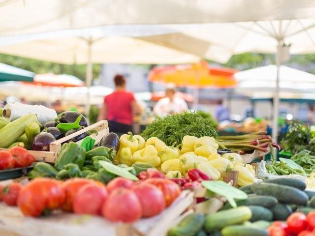 CUESA's Jack London Farmers Market is every Sunday from 9am-2pm.
