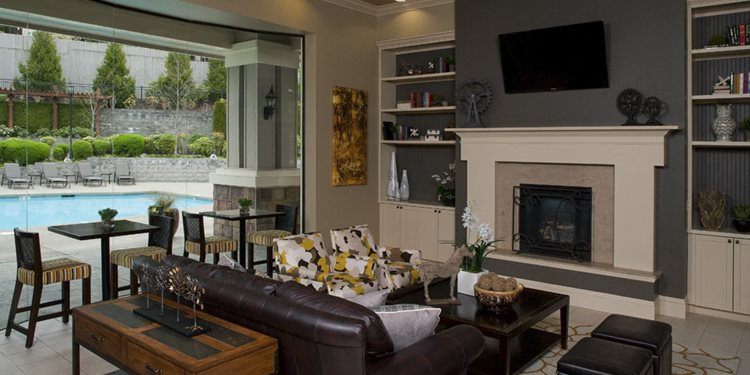 Upgraded Interiors With Firepit at Reflections by Windsor, Redmond