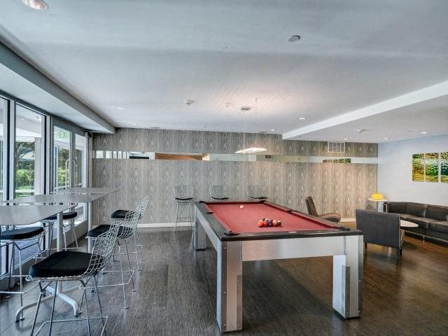 Play a game of billiards or just relax with friends in our lounge.