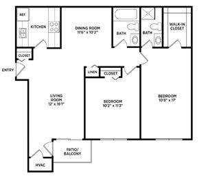One Bedroom Apartments East Lansing Mi