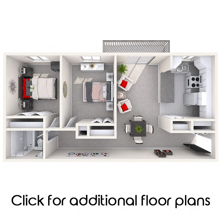 East Point Apartments: Floor Plans Of Abbott Pointe Apartments In East Lansing, MI