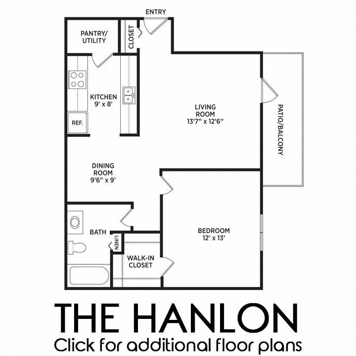 Arbor Glen Apartments: Floor Plans Of Arbor Glen Apartments In East Lansing, MI