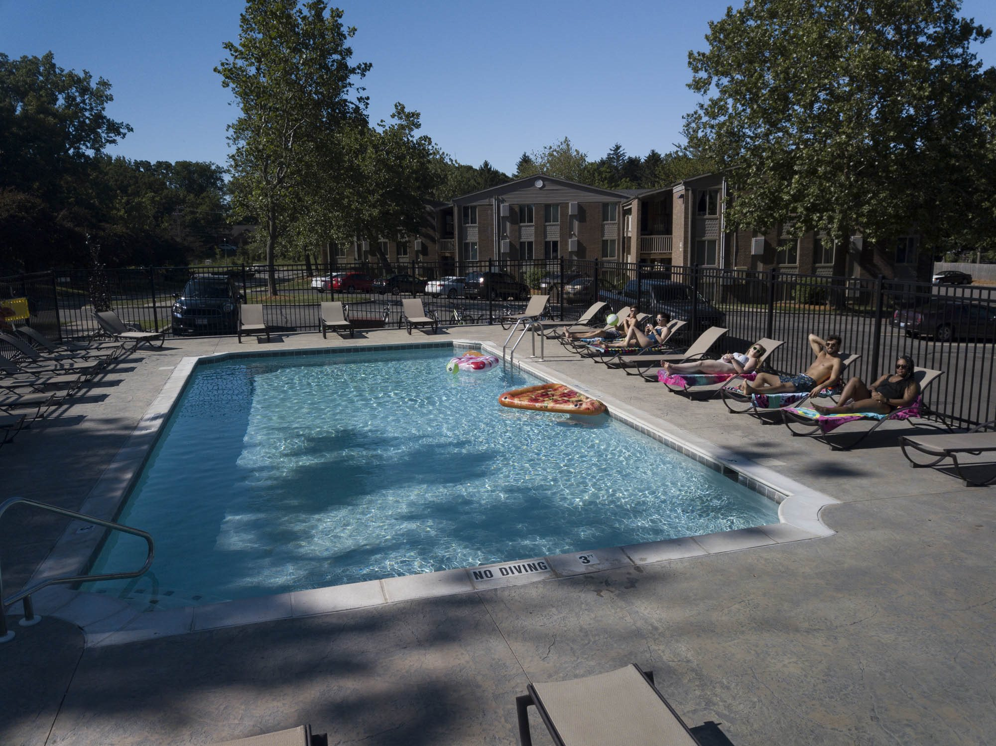 Campus Hill Apartments | Apartments in Okemos, MI