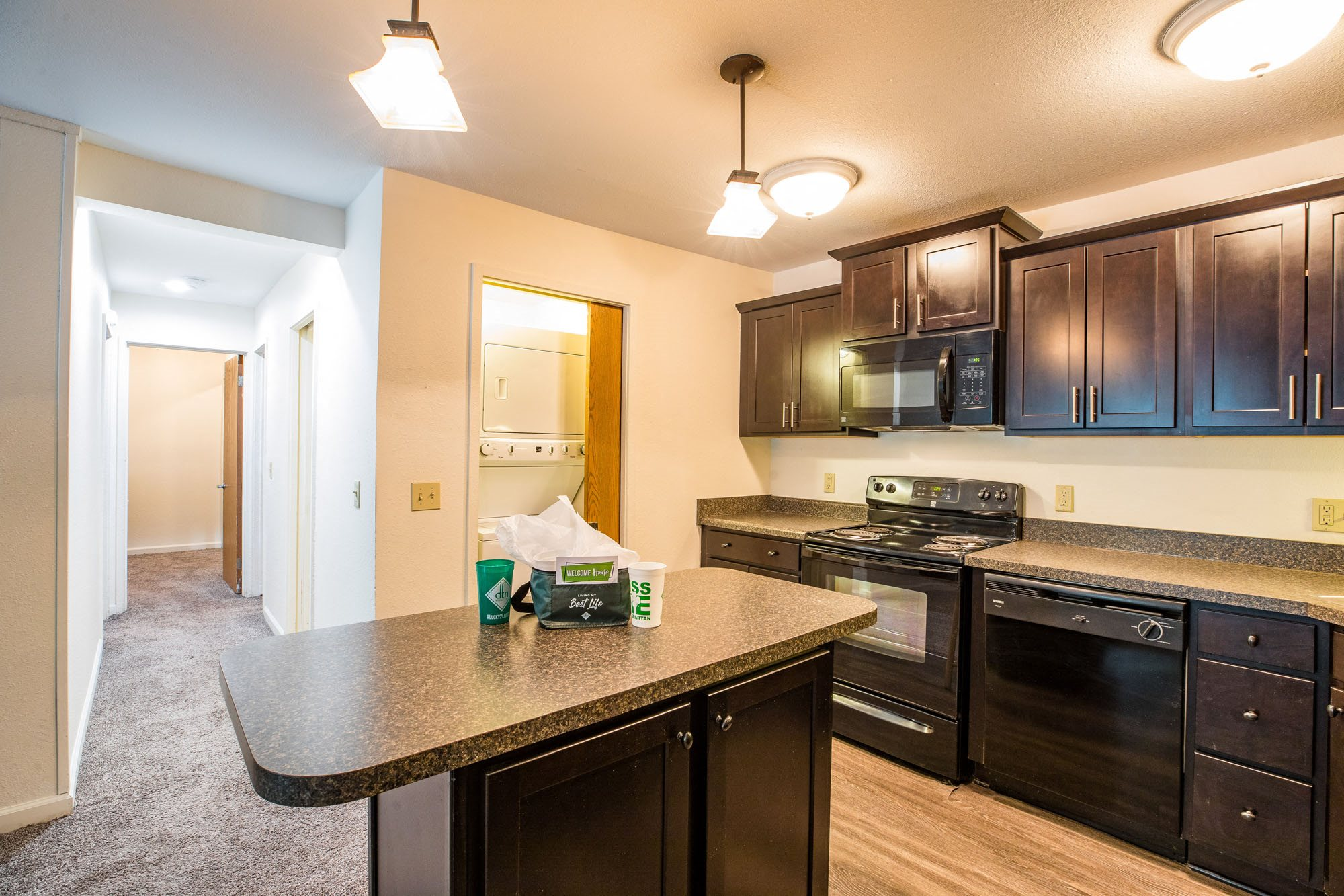 East Lansing Apartments near Michigan State University | Haslett Arms Apartments