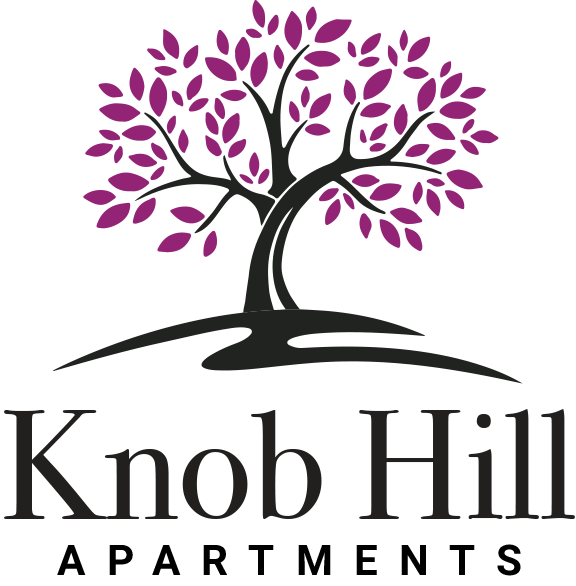 Knob Hill Apartments in Okemos Logo
