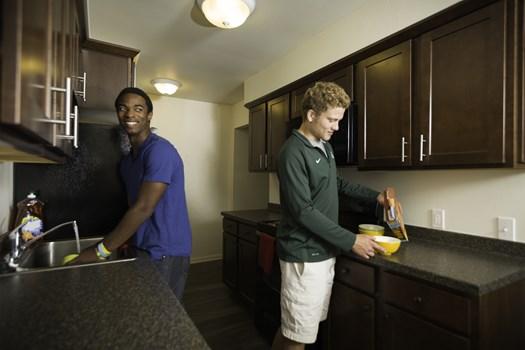 Oakridge Apartments Community Thumbnail 1