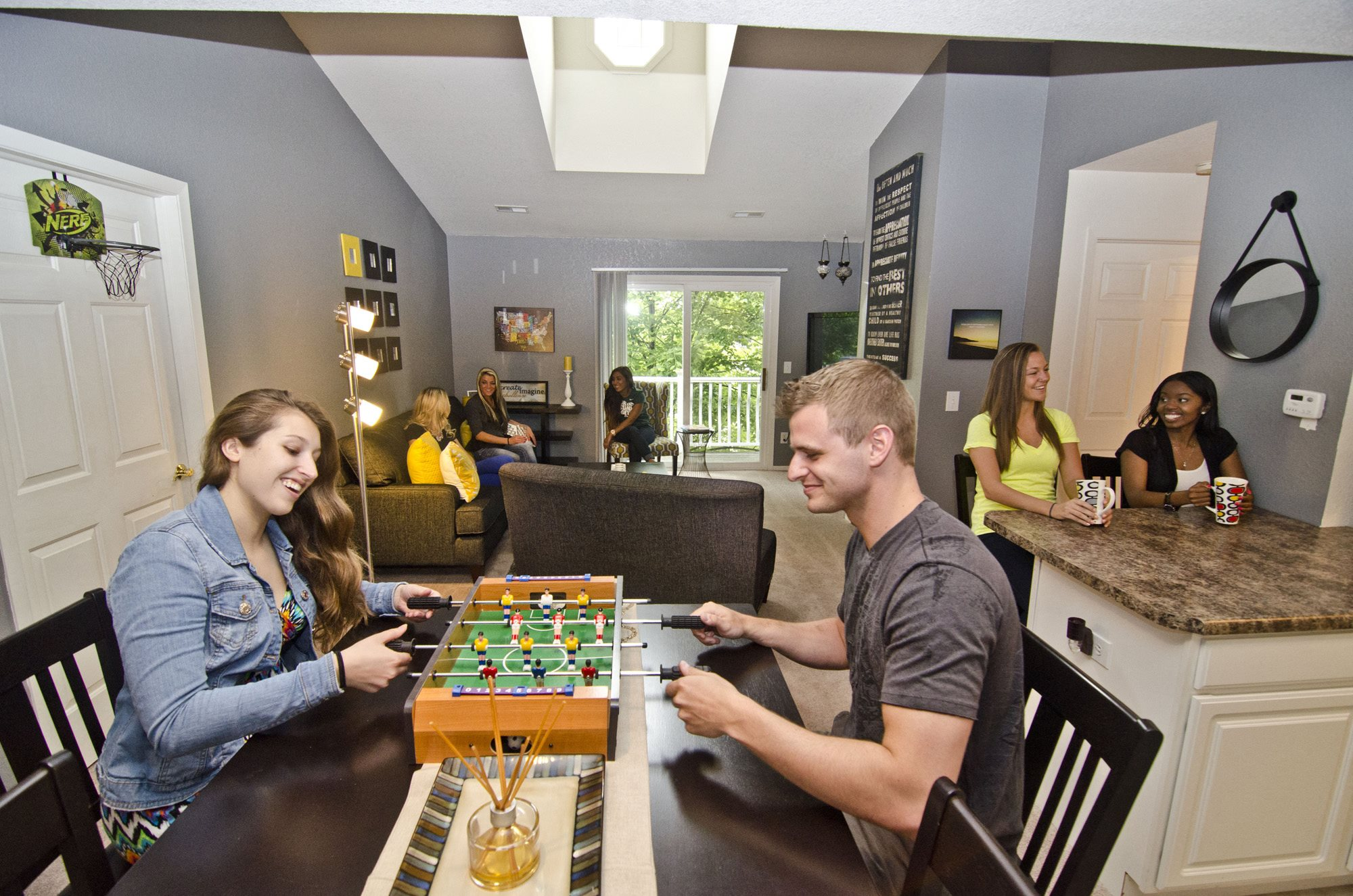 Apartments in East Lansing | Olde Farm II